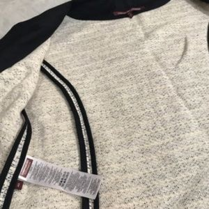Bloomingdales Jackets & Coats - EUC Comptoir des Cotonniers Crop Tweed Jacket